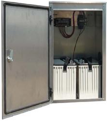 Mr. Solar® Value Line Powder Coated Aluminum Battery Box/Enclosure (VL-BB-2-PC)