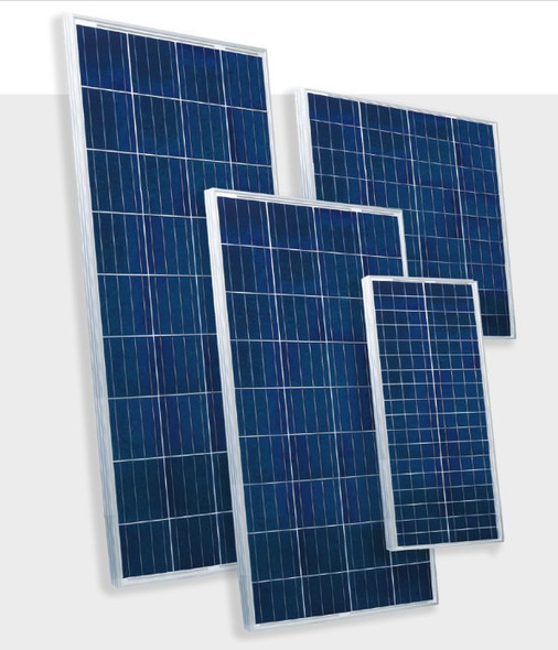 Peimar 80 Watt, 12 Volt Poly Solar Panel