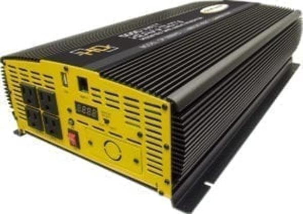 GO POWER! 5000W Modified Sine Wave Inverter - 12V