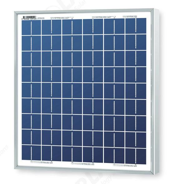 Solarland® SLP005-12R 5W 12V Solar Panel