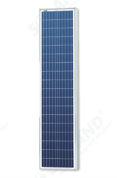Solarland® SLP080-12M 80W 12V Skinny Solar Panel