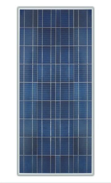 PowerUp BSP-140-12 140W 12V Industrial-Grade Solar Panel