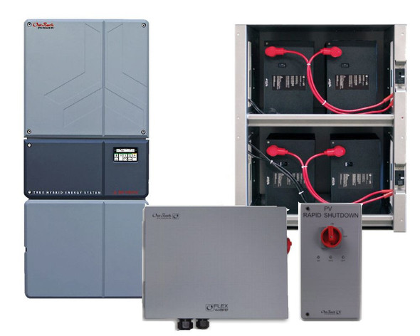 OutBack Power SE-514PHI-SBX SystemEdge Suburban Series Package