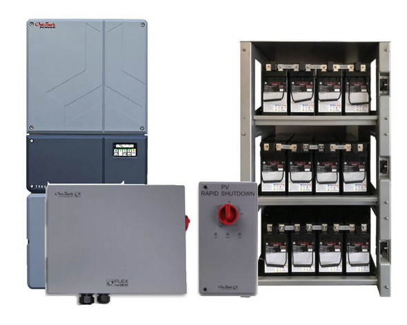 OutBack Power SE-521PHI-SBX SystemEdge Townhouse Series Package