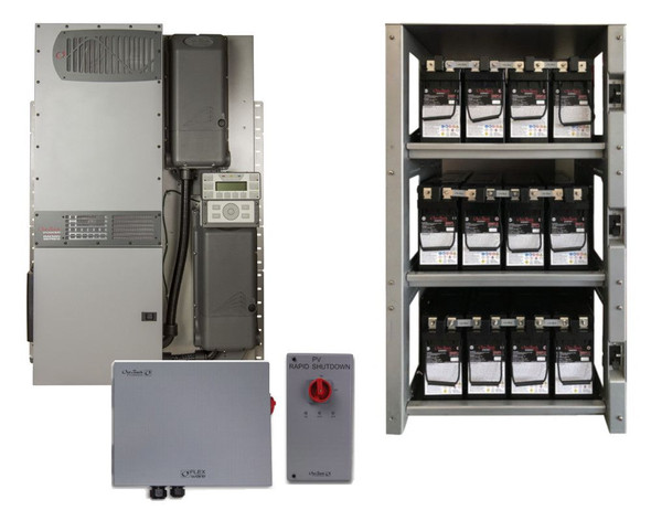 OutBack Power SE-821PHI-300 SystemEdge Cabin Series Package