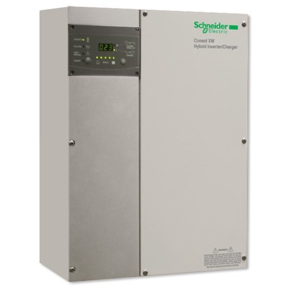 Schneider Electric XW6848 Grid-Tie/Off-Grid Solar Inverter