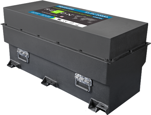 RELiON RB48V200 48V 200Ah LiFePO4 Deep Cycle Battery