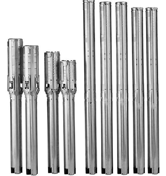 Grundfos 3-SQF-3 SQFLex Helical Pump