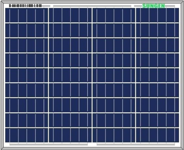 Sungen SG-P-10 10 Watt Solar Panel Module