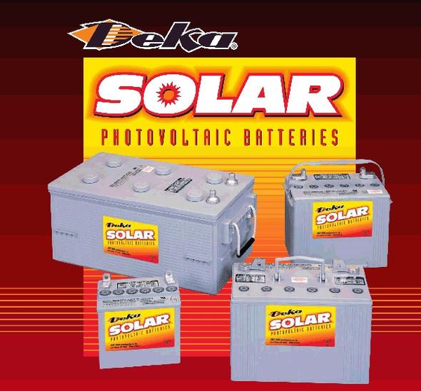 MK 8G22NF 50Ah 12V Gel Battery
