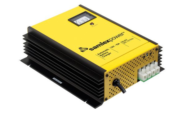 SamlexAmerica® SEC-1215UL 15A 12V Battery Charger