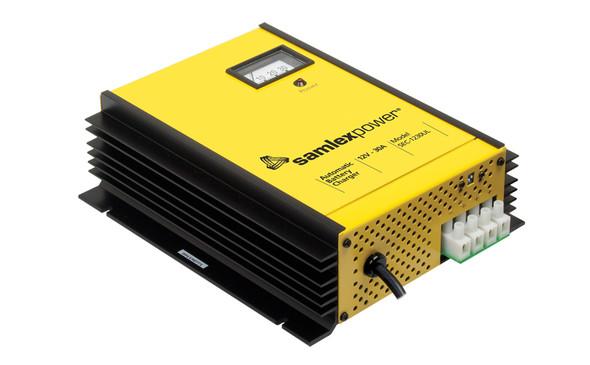 SamlexAmerica® SEC-1230UL 30A 12V Battery Charger