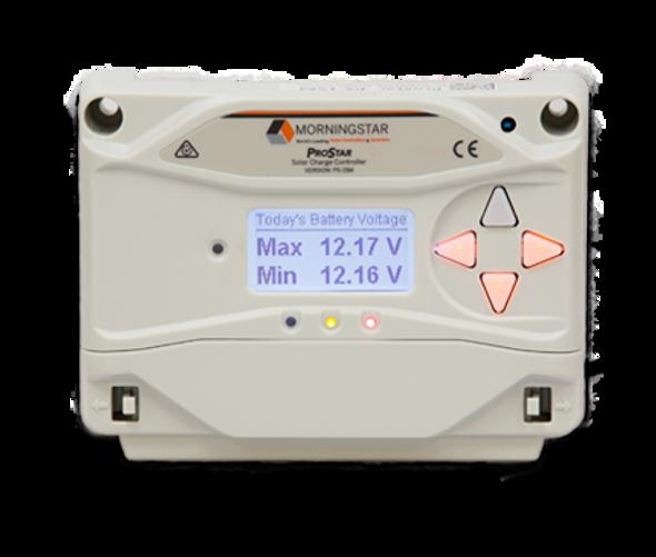 Morningstar ProStar™ 15 Amp 12/24V PWM Charge Controller (PS-15M)
