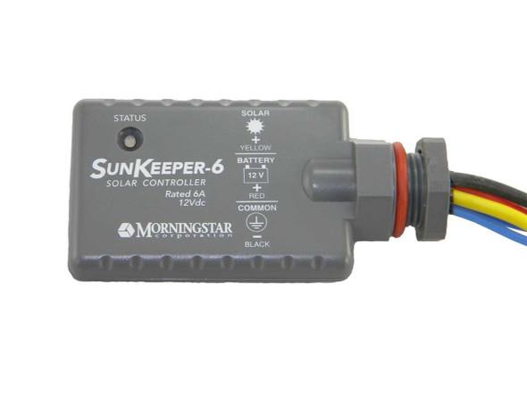 Morningstar SunKeeper SK-6 Charge Controller