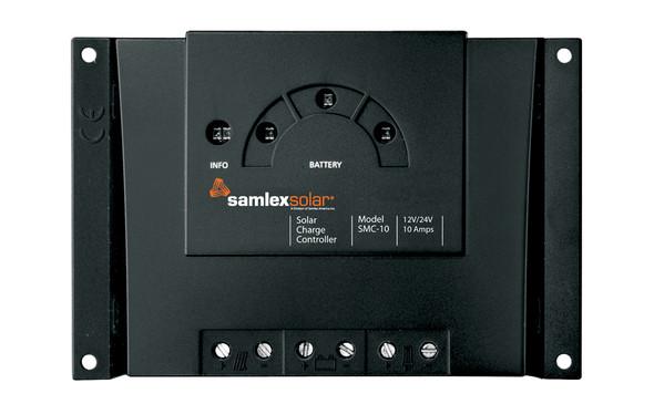SamlexAmerica® SMC-10 10A PWM Charge Controller