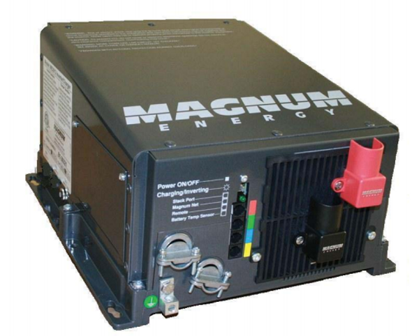 Magnum Energy RD2824 RD Series 2800 Watt, 24VDC Modified Sine Wave Inverter/Charger