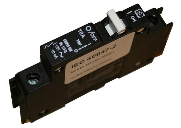 MidNite Solar 10A 150VDC DIN Mount Circuit Breaker