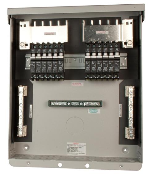 MidNite Solar MNPV12 200A Combiner Box