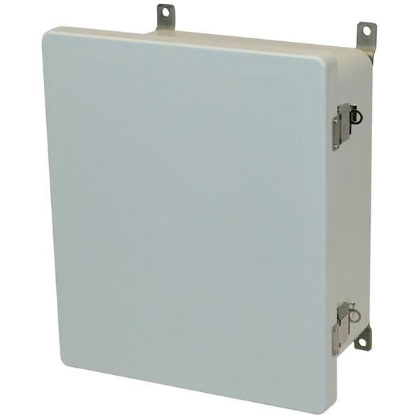 AM1648L Fiberglass Battery Enclosure