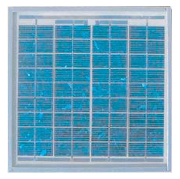 PowerUp BSP-5-12 5W 12V Solar Panel