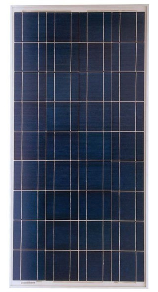 Power Up BSP Series Industrial-Grade 65 Watt, 12V Multicrystalline Solar Panel (BSP-65-12)