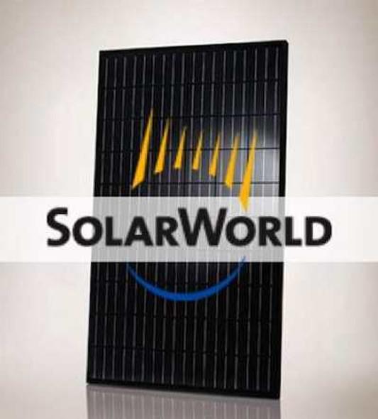 SolarWorld SunModule Pro-Series 255 Watt 24 Volt Solar PV Panel (SW255M)