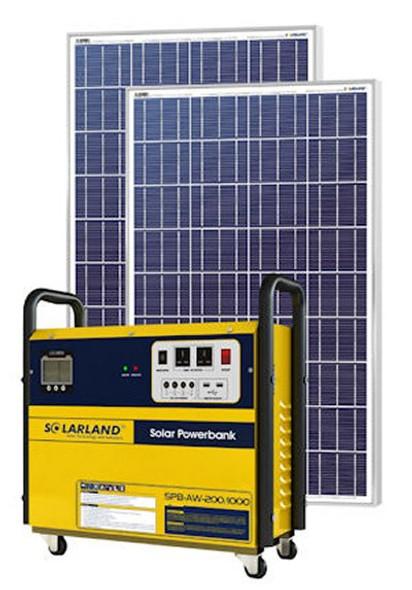 SolarLand SPB-AW-100-600 Powerbank Cabinet