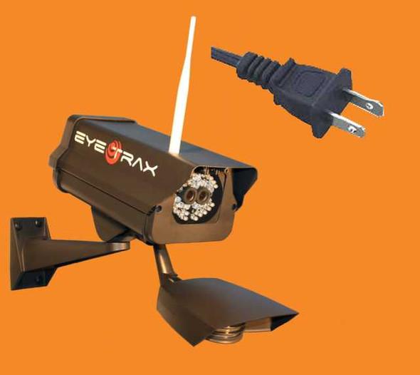 EyeTrax Ranger - 110VAC