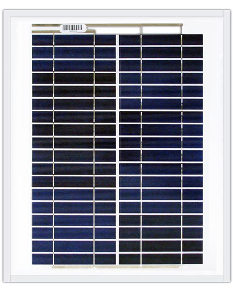 Ameresco AMS020M 20W 12V Solar Panel