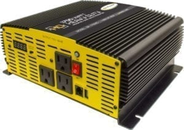 GO POWER! 1750W Modified Sine Wave Inverter - 12V