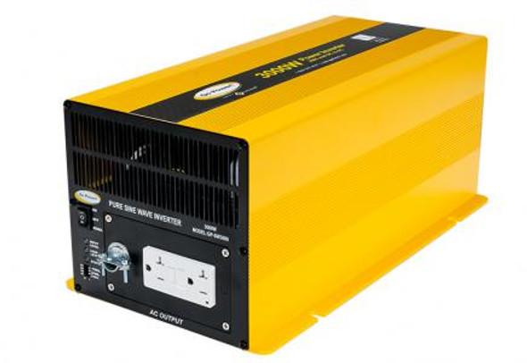 GO POWER! 3000W Pure Sine Wave Inverter - 12V