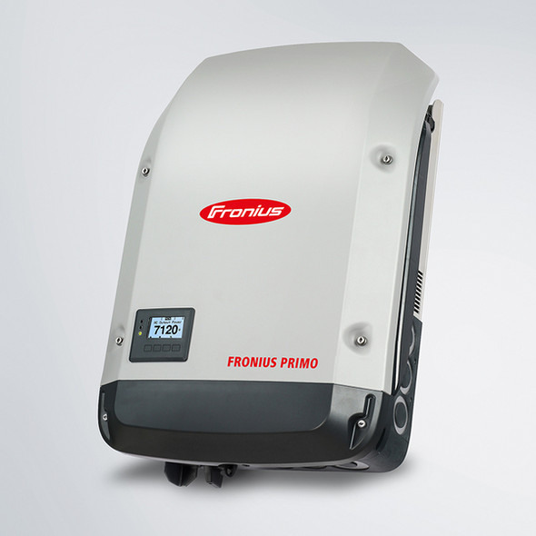 Fronius Primo 7.6-1 208/240 7600 Watt Single Phase Grid-Tied Inverter