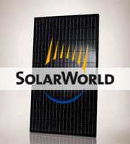 SolarWorld SunModule XL 325 Watt, 24V Monocrystalline Solar Panel (SW325M)