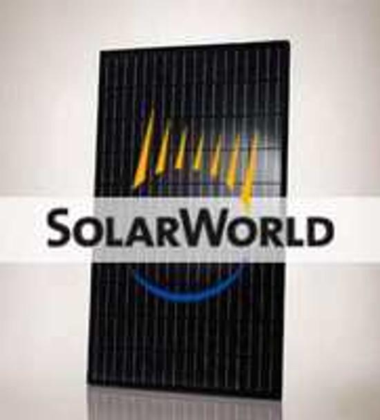 SolarWorld SunModule XL 340 Watt, 24V Monocrystalline Solar Panel (SW340M)