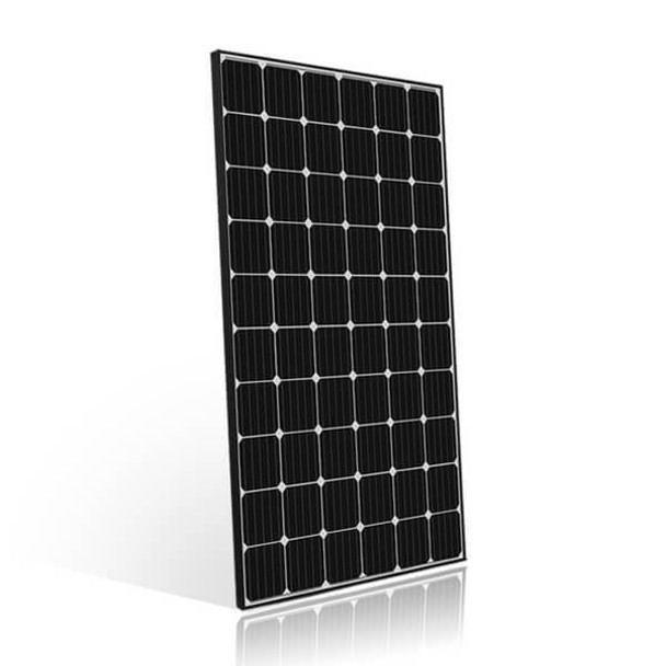 Peimar High Efficiency 300W 20V Mono 60-Cell Solar Panel w/ Black Frame