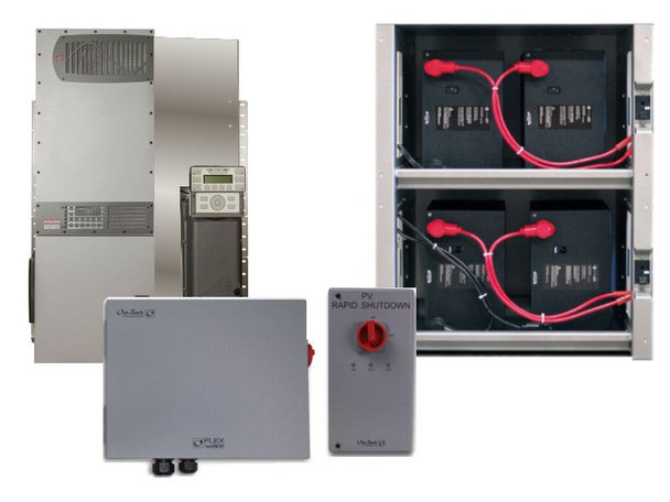 OutBack Power SE-414PHI-300 SystemEdge Cabin Series Package