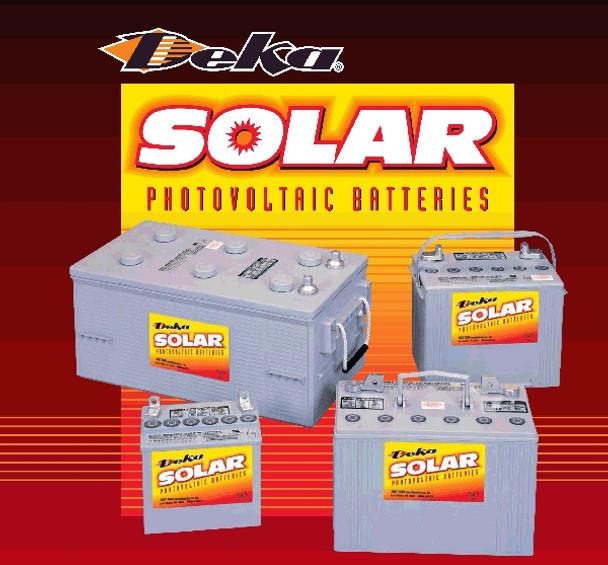 MK 8G27 86Ah 12V Gel Battery