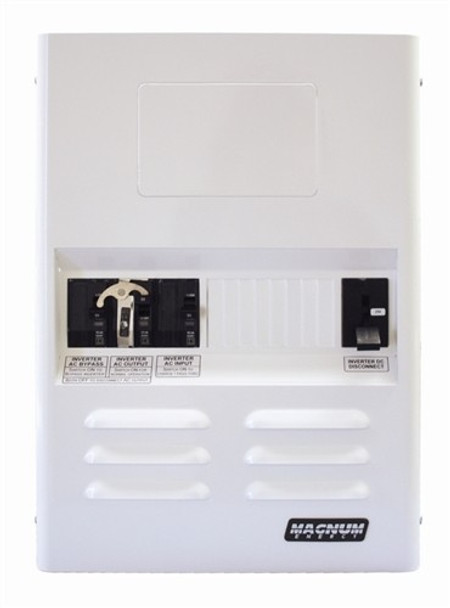 Mini Magnum Panel w/ 250ADC  & 30A Dual AC Breakers