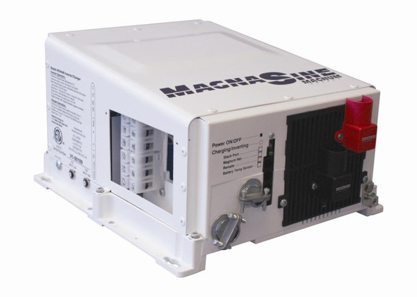 Magnum Energy MS4448PAE MS Series 4400 Watt, 48VDC Pure Sine Wave Inverter/Charger