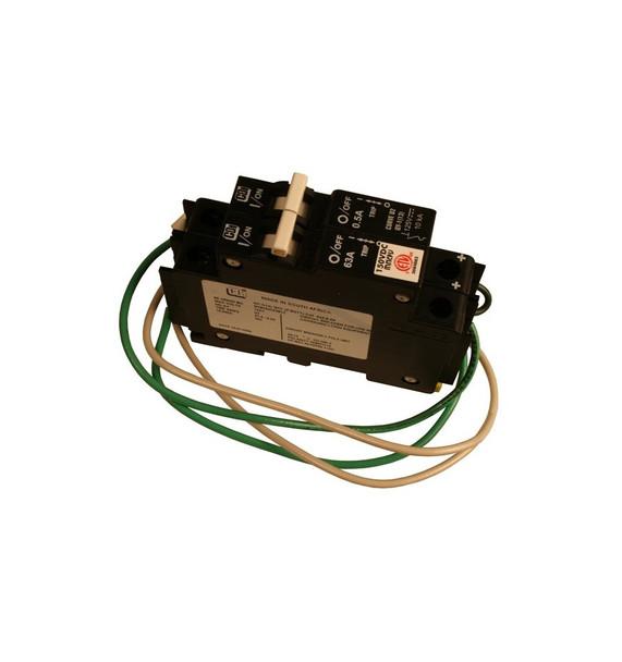 MidNite Solar 50A 300 VDC Ground Fault Circuit Breaker