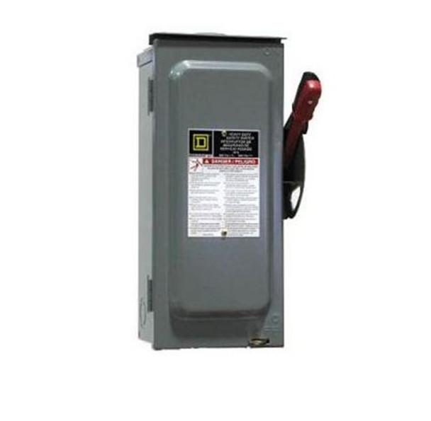 Square D DU221RB 60A AC Disconnect