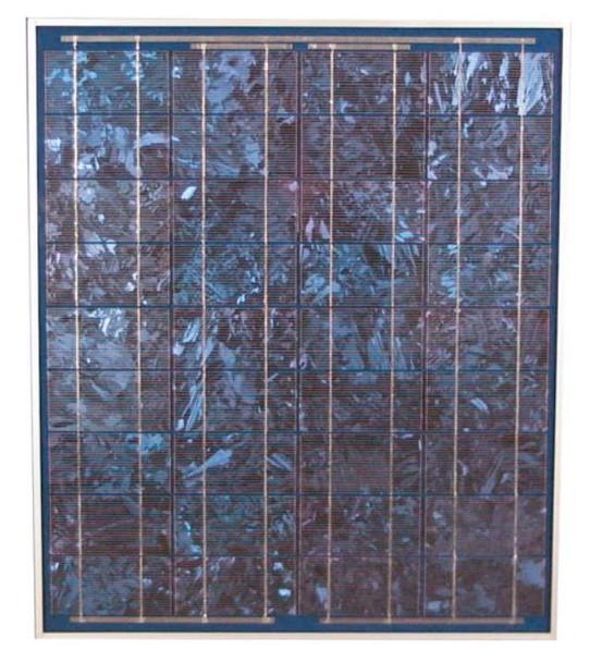 PowerUp BSP-40-12 40W 12V Solar Panel