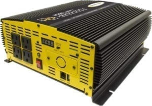 GO POWER! 3000W Modified Sine Wave Inverter - 12V