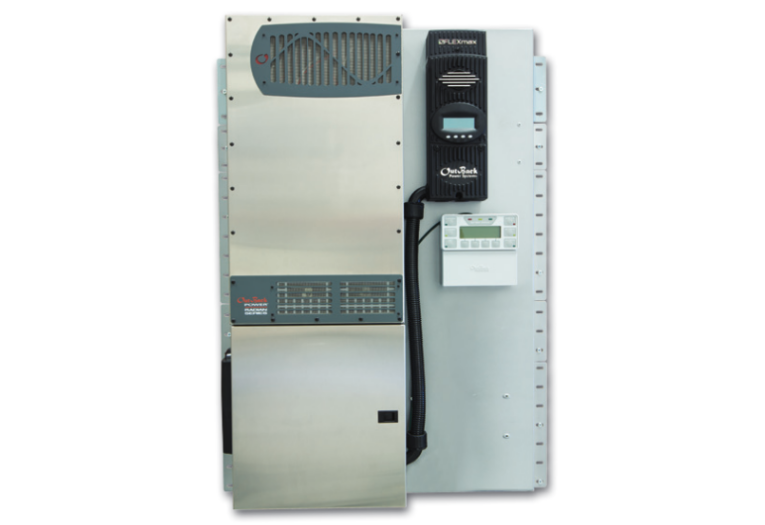 FLEXpower Radian Series power inverter center from Outback Power