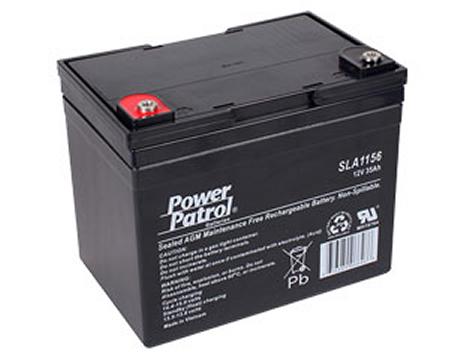 Interstate SLA1156 12V 34Ah AGM Battery