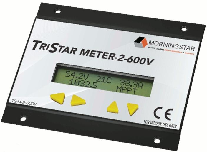 Morningstar TriStar Digital Meter 2