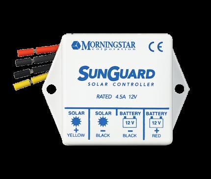 Morningstar SunGuard SG-4 Charge Controller