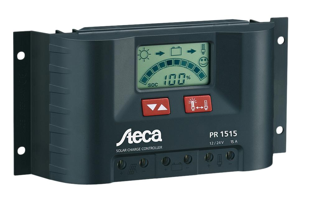 Samlex PR-1515 15A Charge Controller