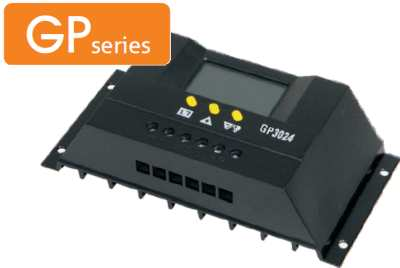 SolarLand SLC-GP3024 30A 24V PWM Charge Controller