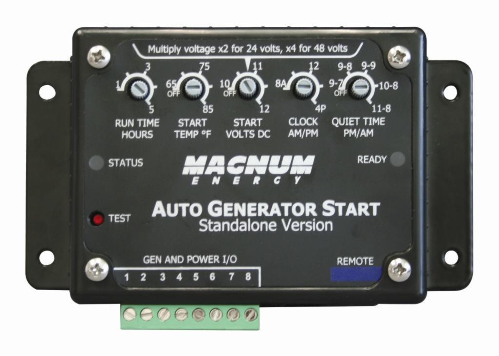 Magnum Automatic Generator Start Module - 2 Relay